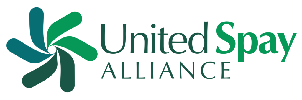 United Spay Alliance logo